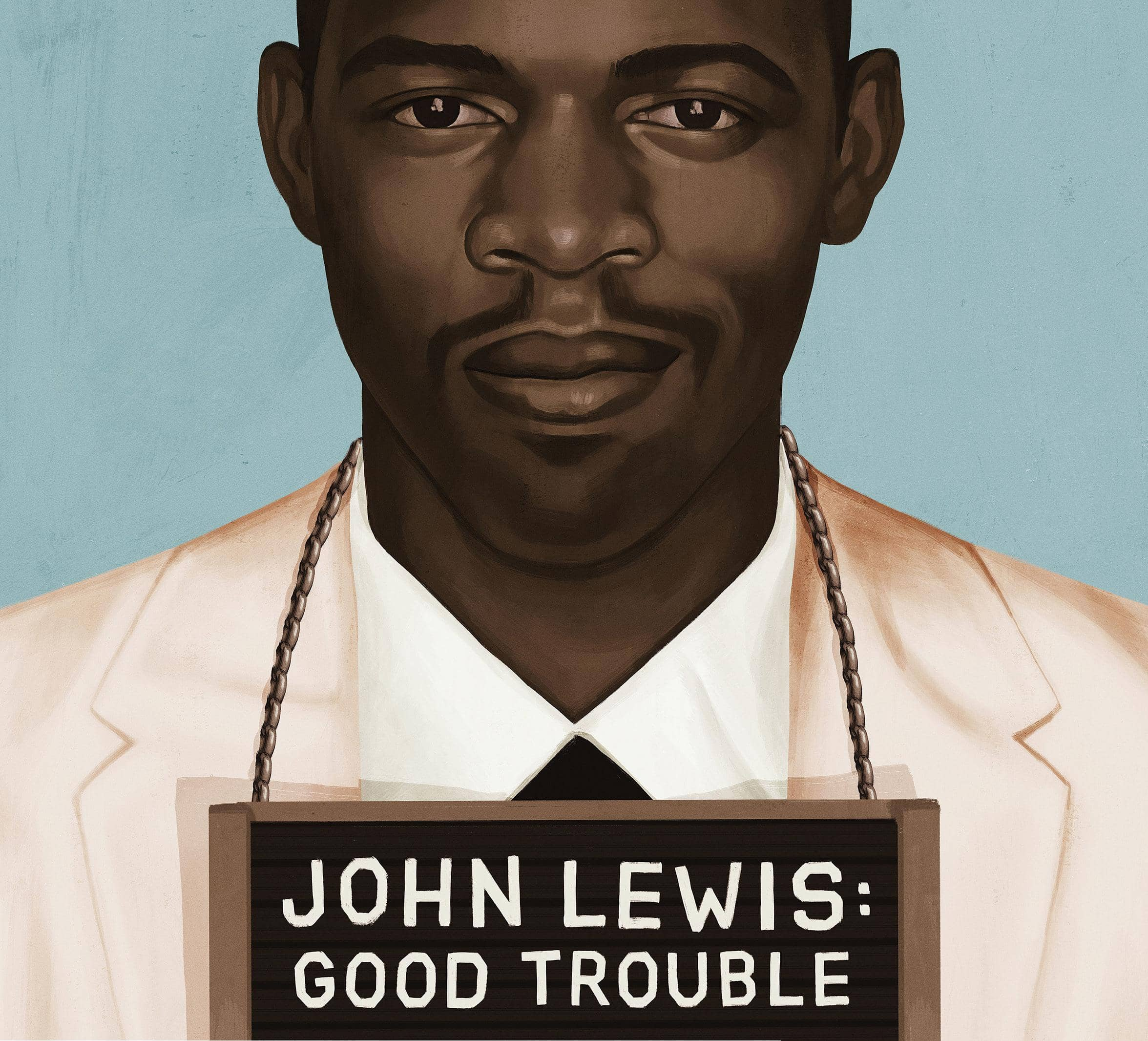 A TIMELY PORTRAIT IN 'JOHN LEWIS: GOOD TROUBLE'