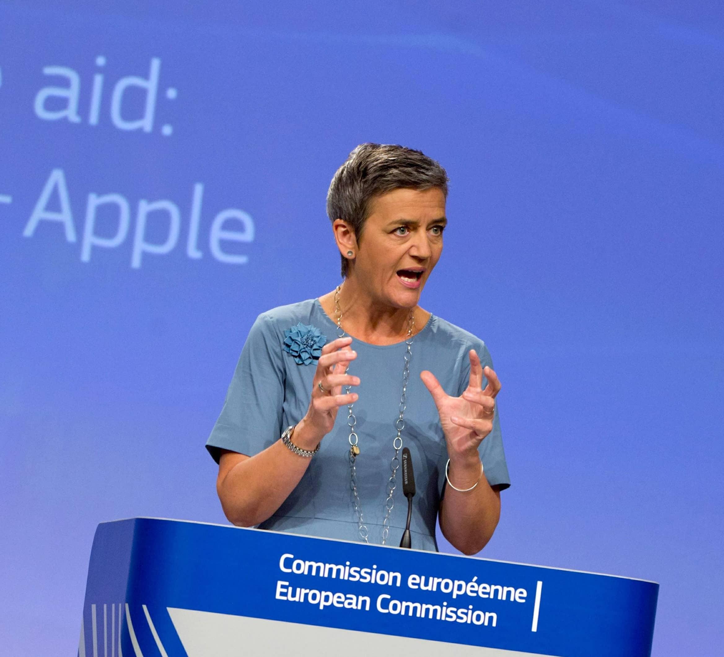 APPLE WINS BIG EU COURT CASE OVER $15 BILLION IN TAXES