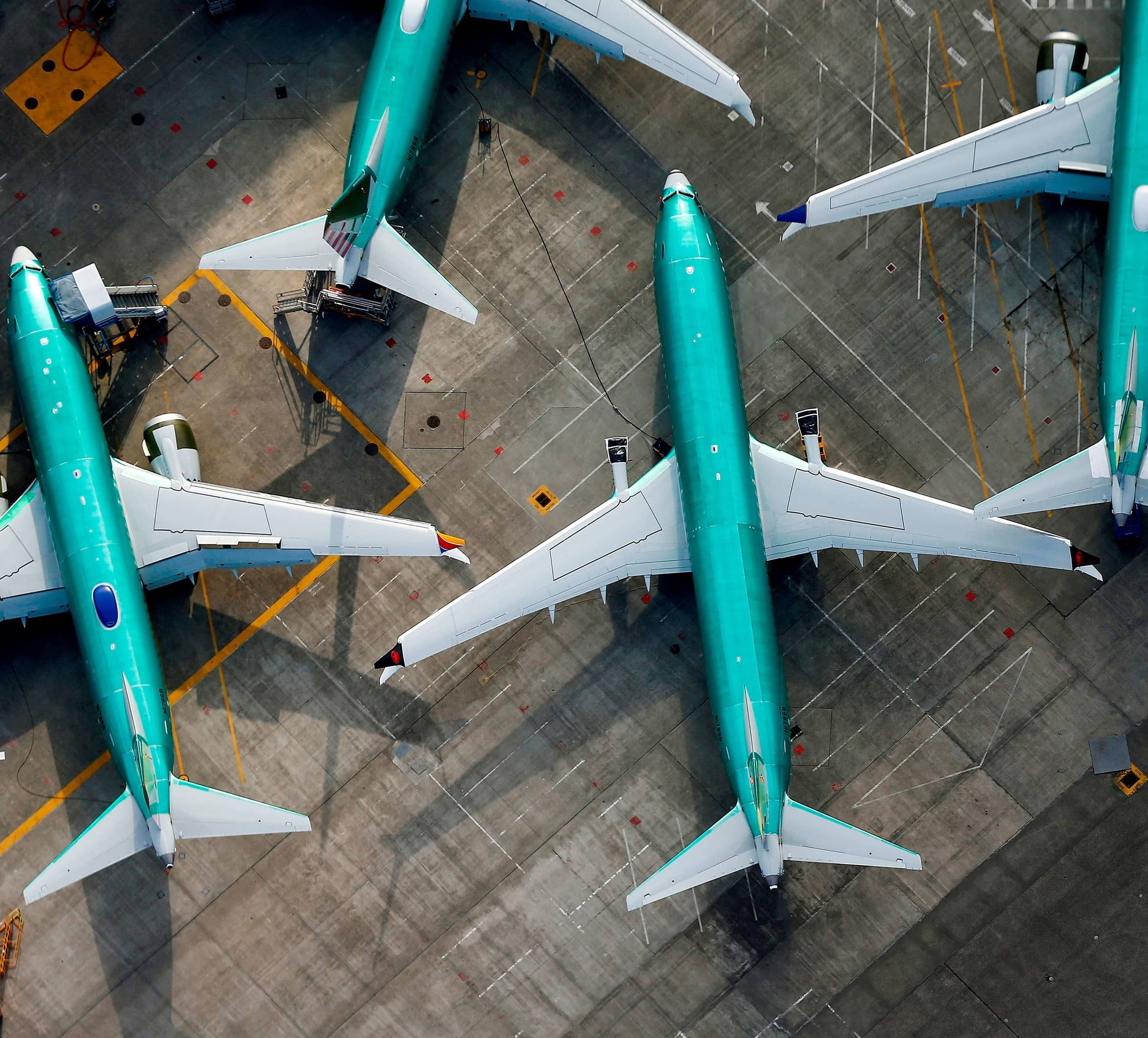 US Moves One Steo Closer To Letting The Boeing 737 Max Fly