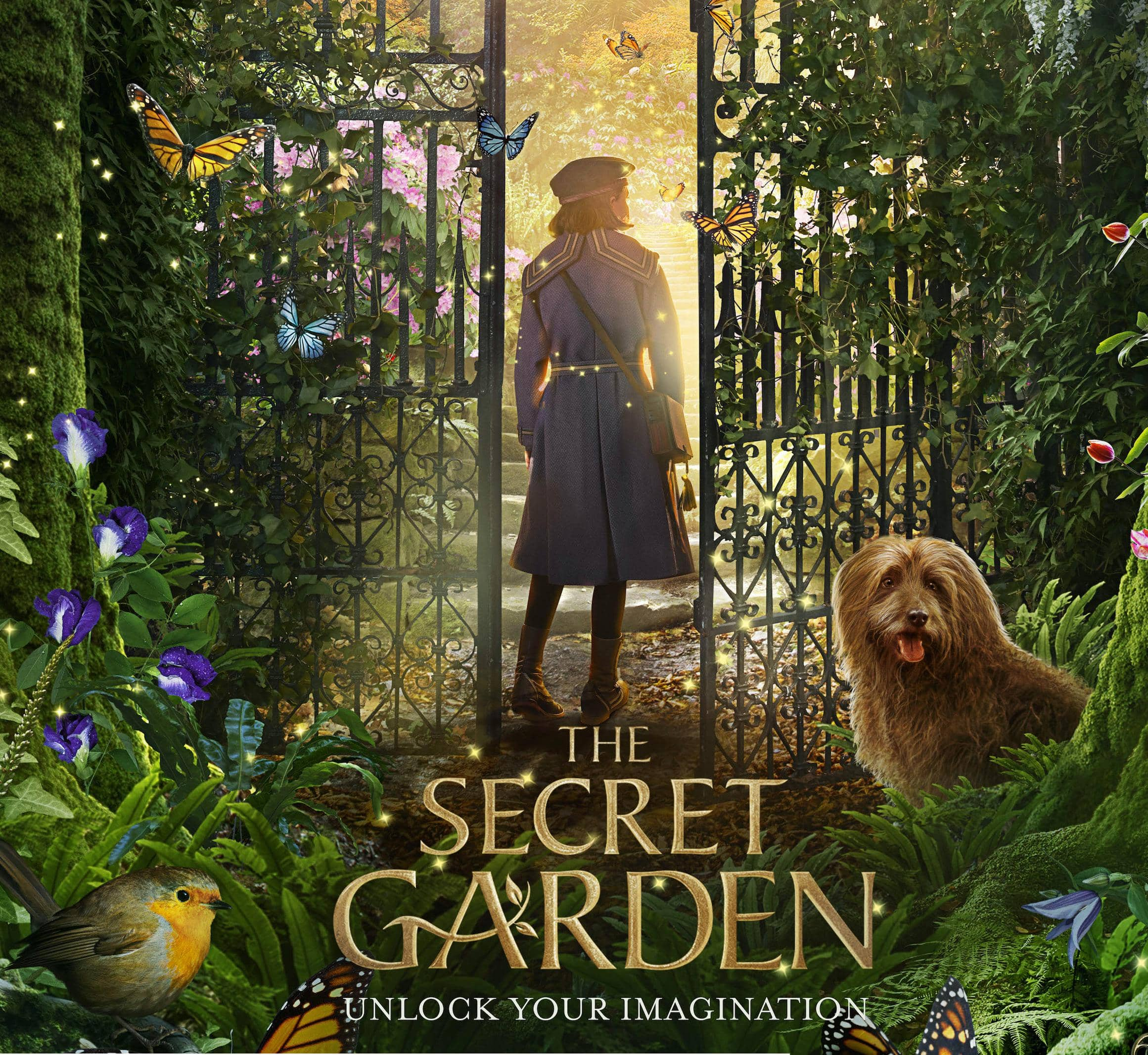 A Low-Key  'Secret Garden' That Still Blooms