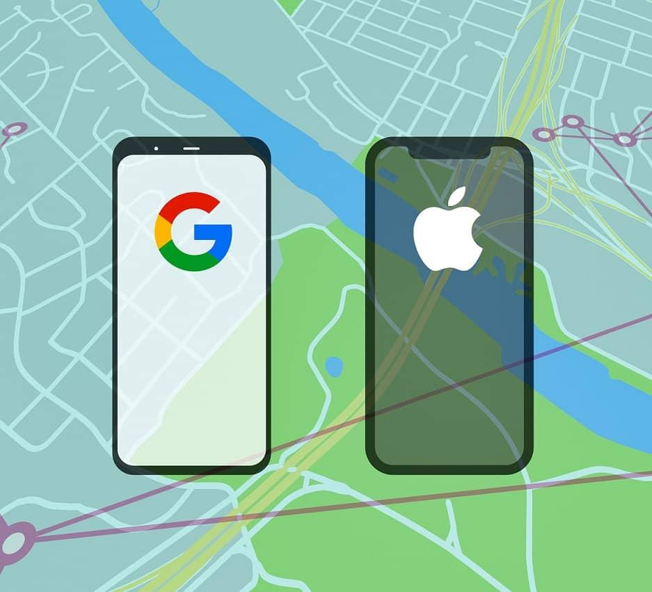 Apple, Google Build Virus Tracing Tech Directly Into Phones