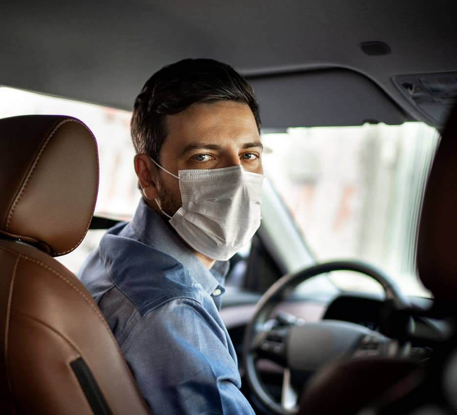 UBER TO REQUIRE THAT PASSENGERS PROVIDE FACE-MASK SELFIES