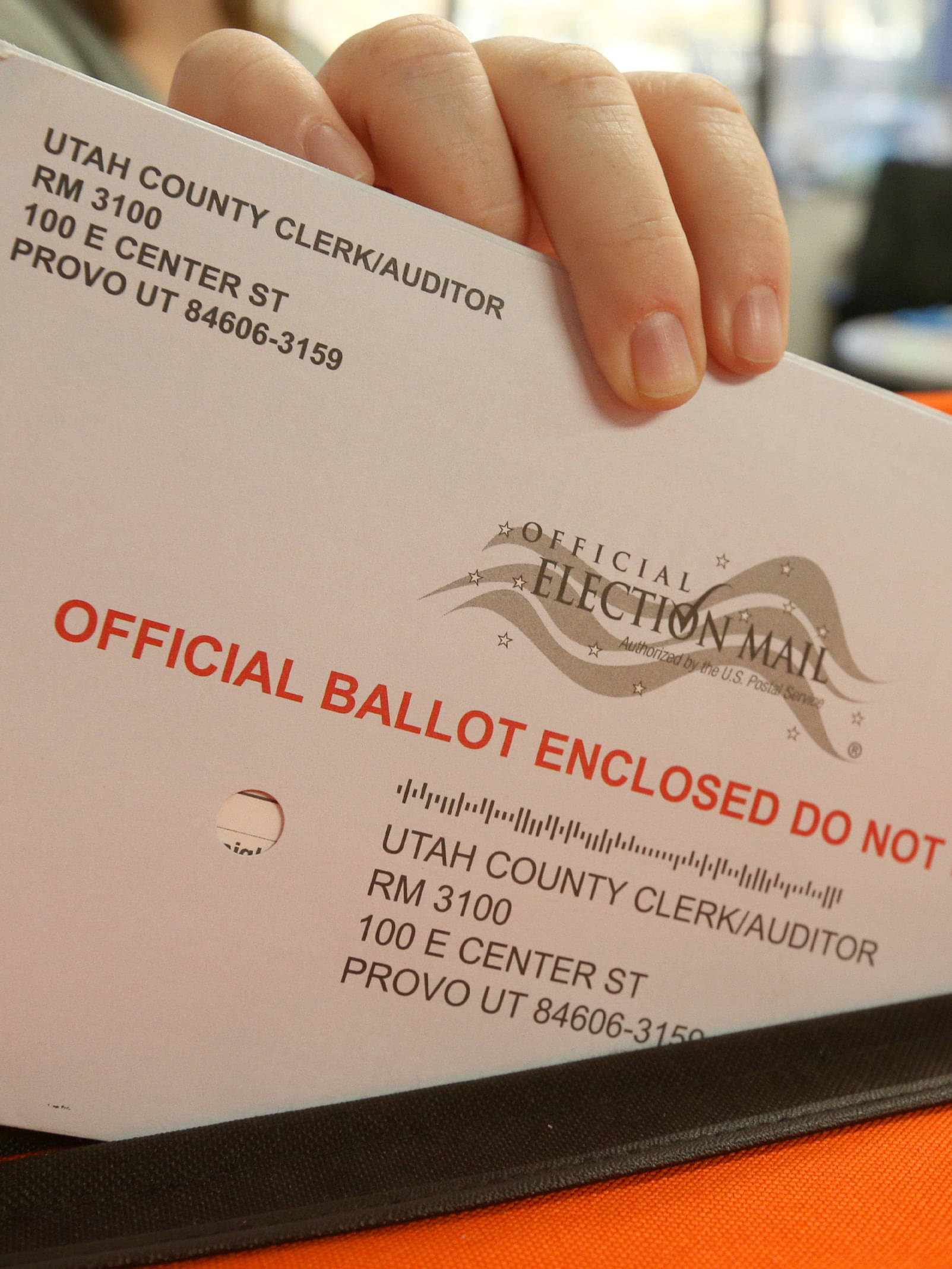 SOME BALLOT REQUESTS MAY BE AFFECTED BY COUNTY CYBER ATTACK