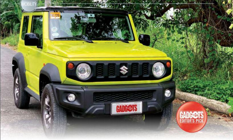 Suzuki Jimny GLX 4AT