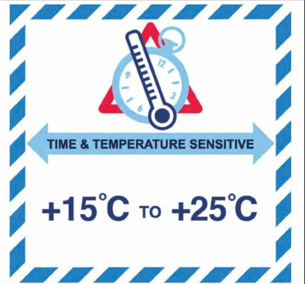 Cold Chain Management For Sensitive Goods