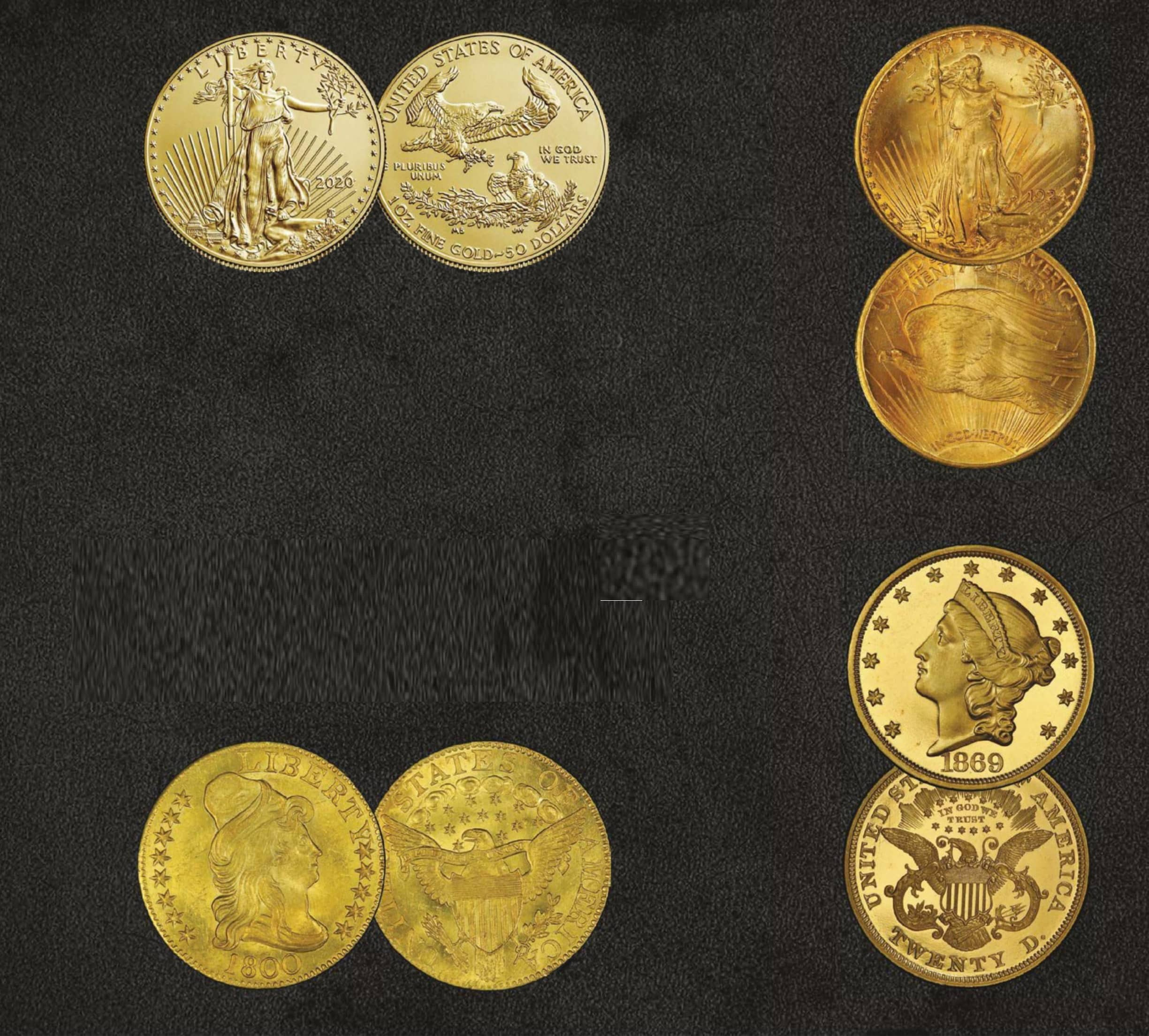 GOLDEN ADVICE FOR BUYING GOLD COINS