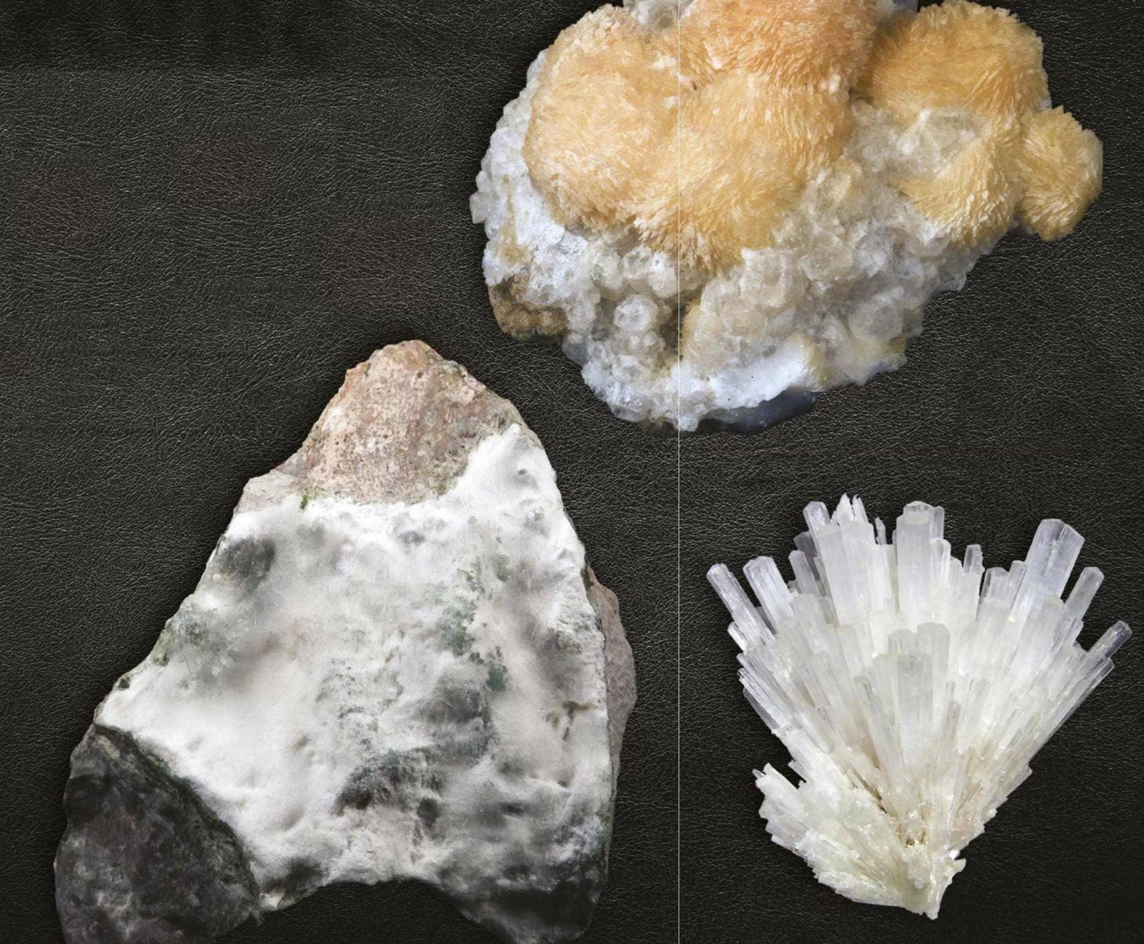 Zeolite Mineral Group