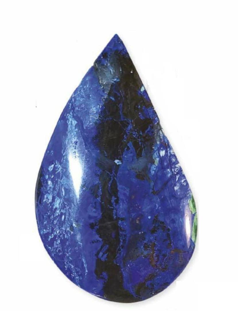 Bluebird Chrysocolla