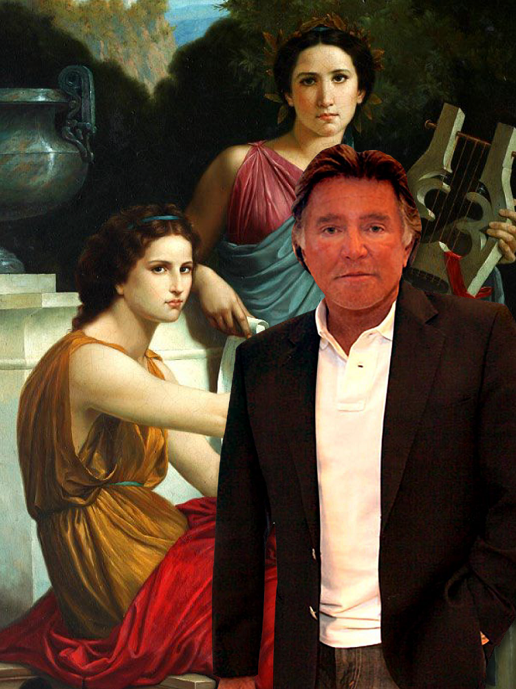 An Interview with Genius Art Forger Tony Tetro