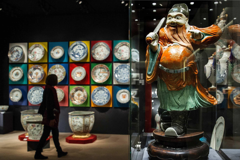 Chinese Art Market Correction