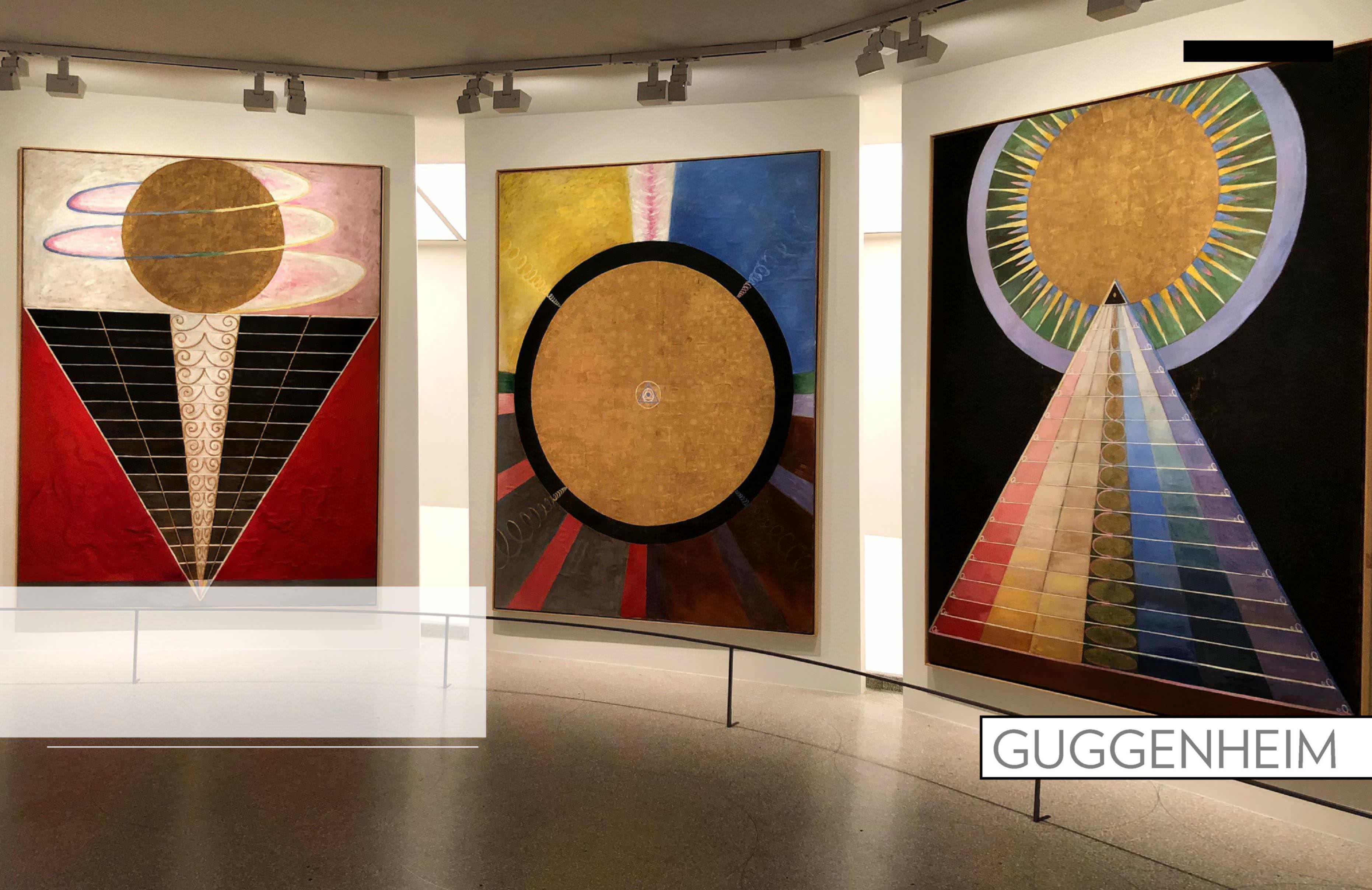 Hilma Af Klint-  Paintings For The Future