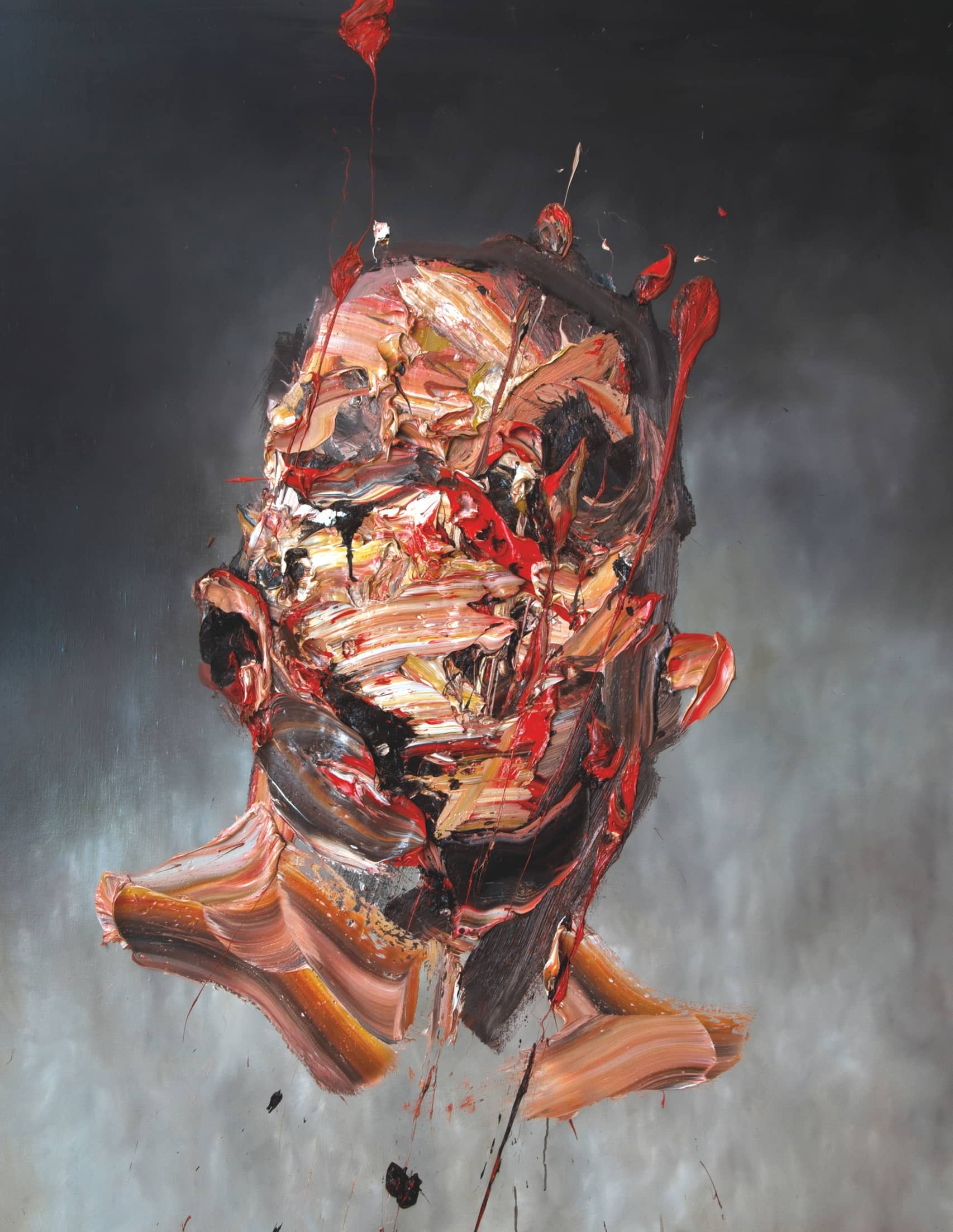 An Exclusive Interview With Antony Micallef – 'Distorted Self Portrait'