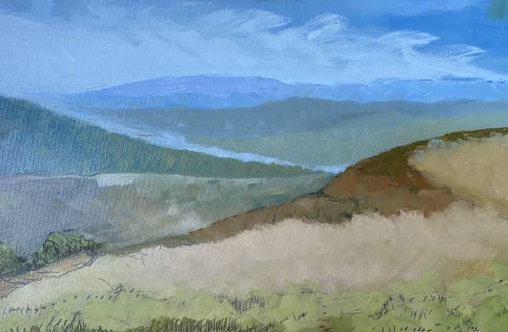 POETIC LANDSCAPES:DITA JACOBOVITZ