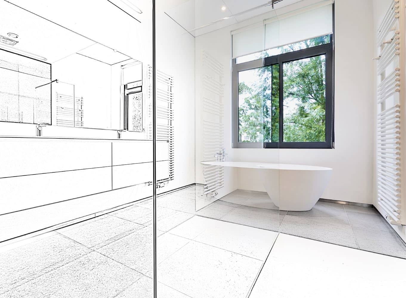 How To Plan & Decorate Your Bathroom