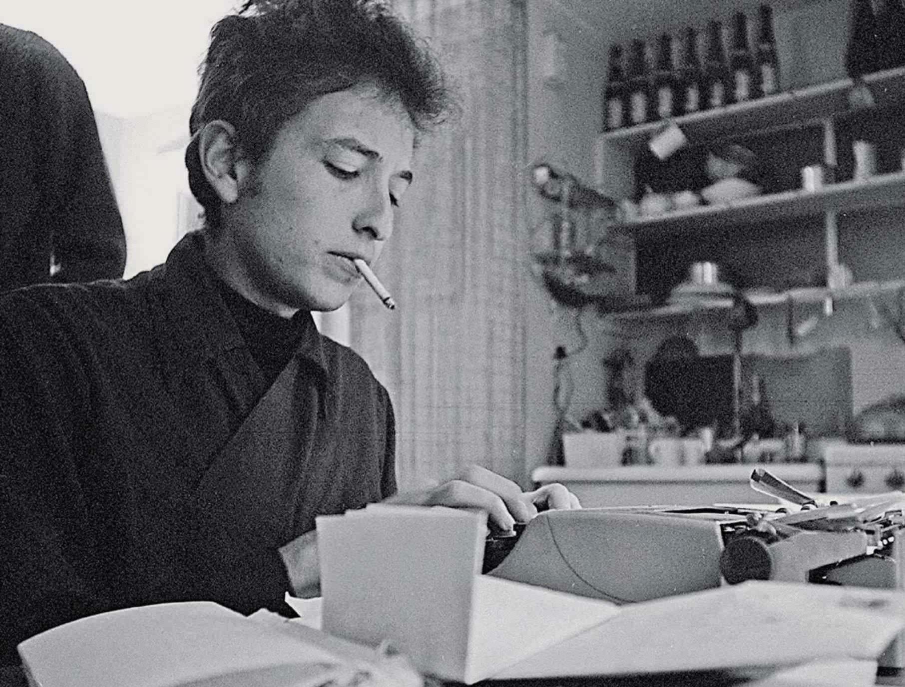 Nobel de leyenda: Bob Dylan, el poeta cantor