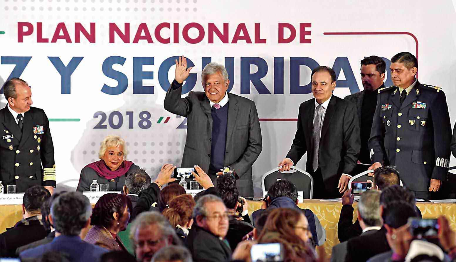 Los civiles, al margen de la seguridad pública