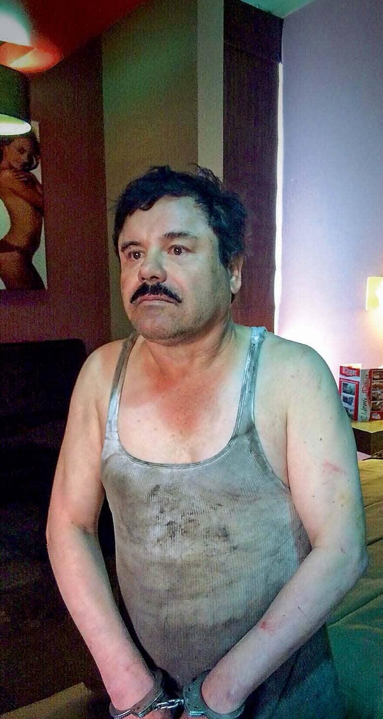 Un año con 'El Chapo'