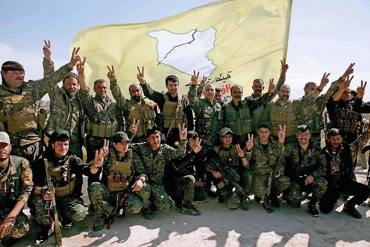 Festejan Prematuramente La Muerte Del Estado Islámico