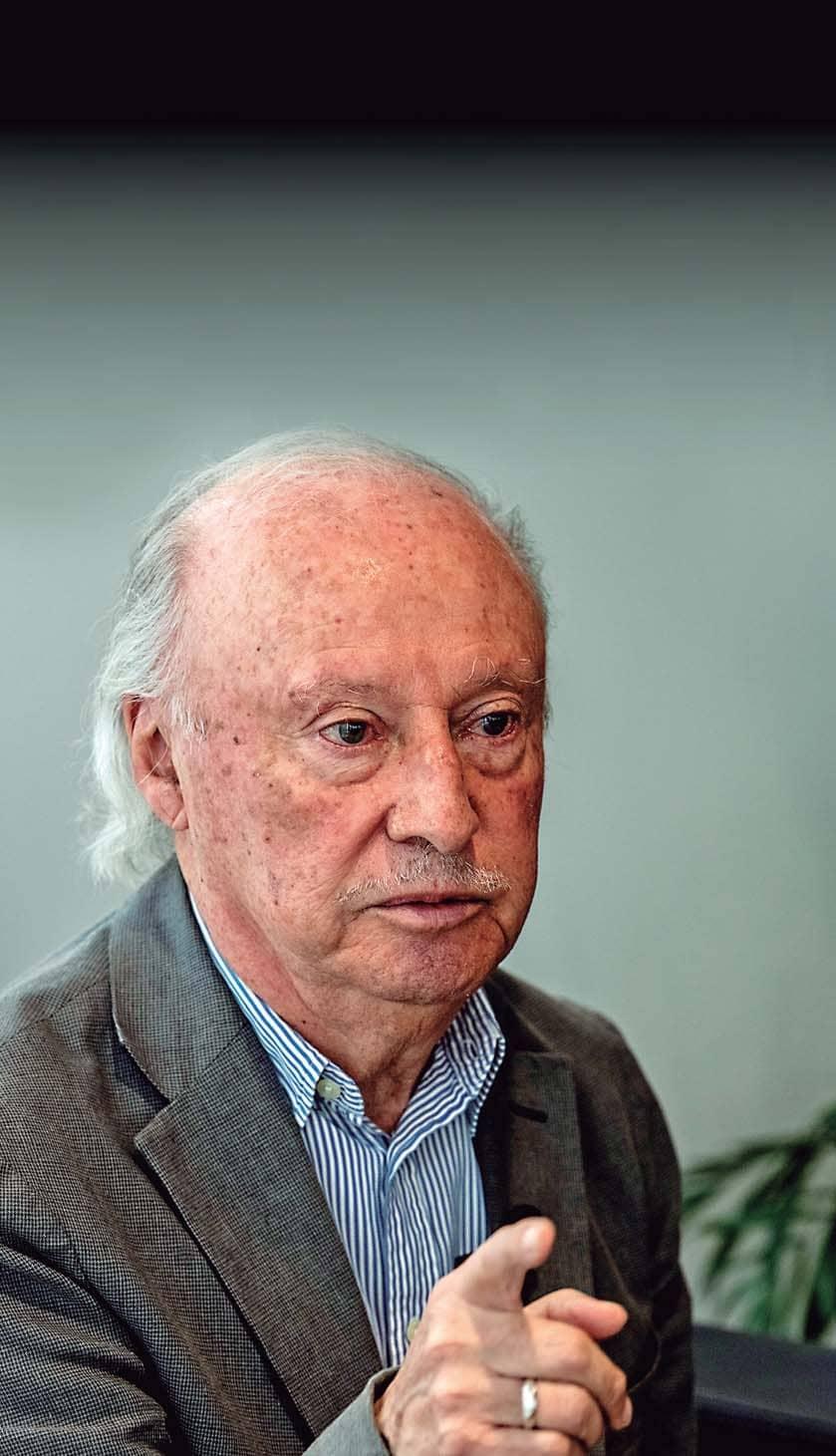 Víctor Manuel Toledo, Titular De La Semarnat: Los Megaproyectos Dependerán De La Voz De Científicos Y Comunidades
