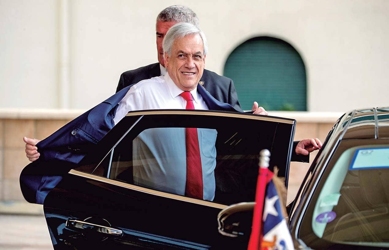 El Gran Engaño De Piñera