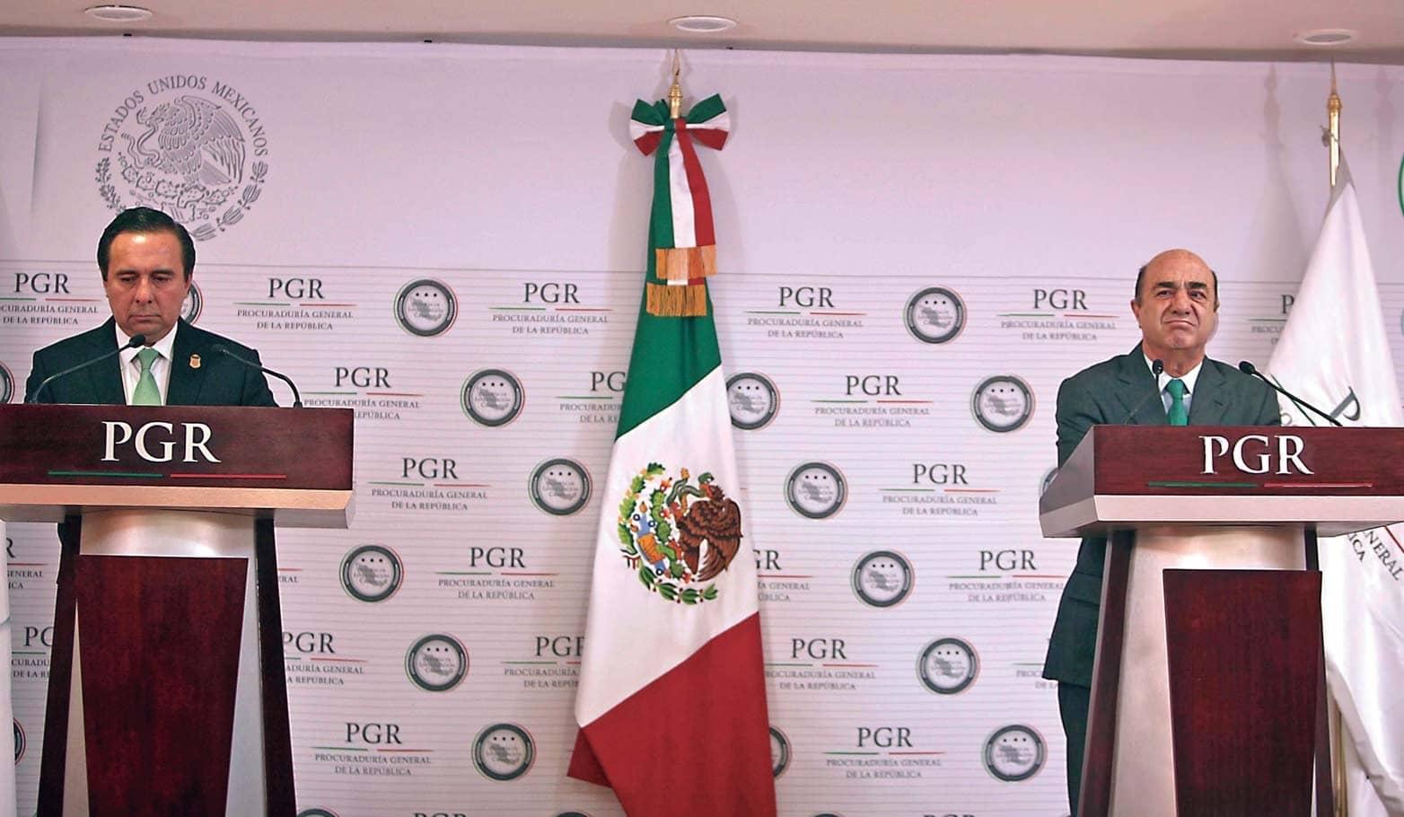 Tomás Zerón Y Otros Nueve Funcionarios, Bajo Acusación Penal