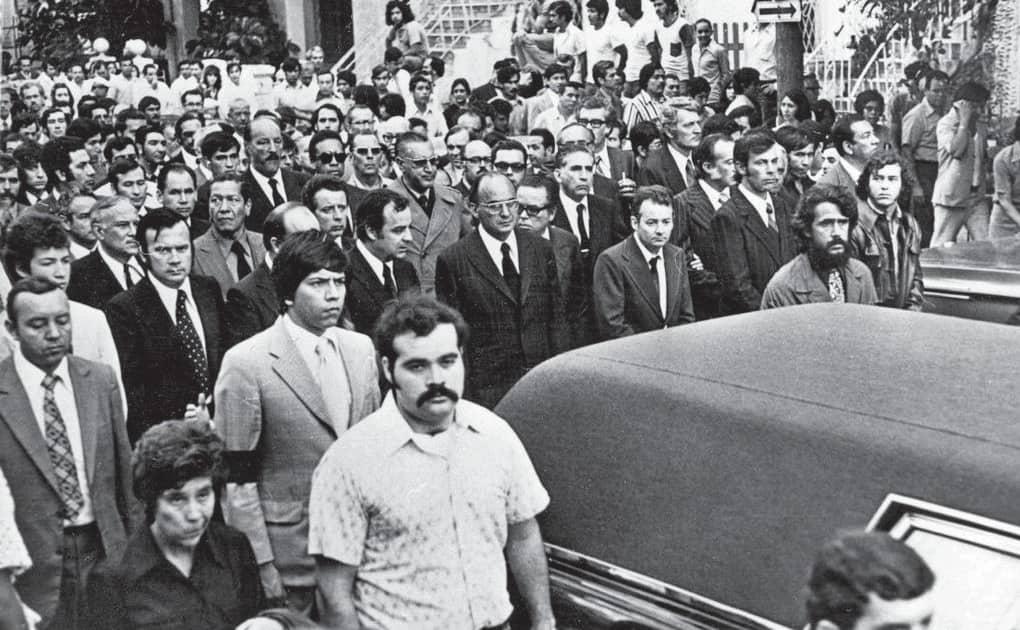 'Fue un error la lucha armada, pero éramos jóvenes arrinconados...'
