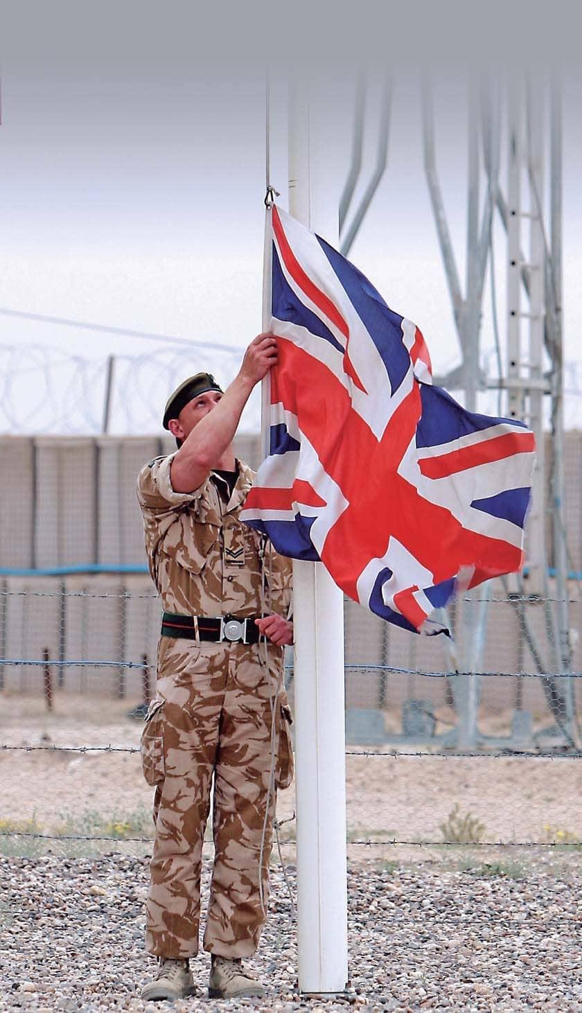 El Ejercito Britanico, Bajo Sospecha De Violar Derechos Humanos En Medio Oriente