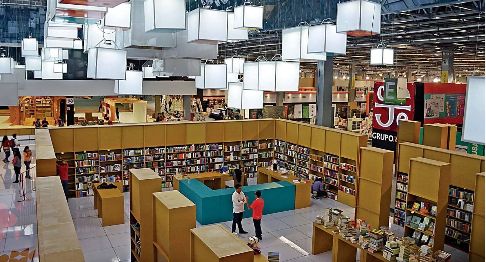 Ferias de libros, desafio para la pandemia