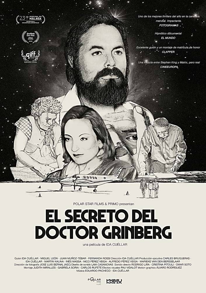 La extraña desaparición del doctor Grinberg