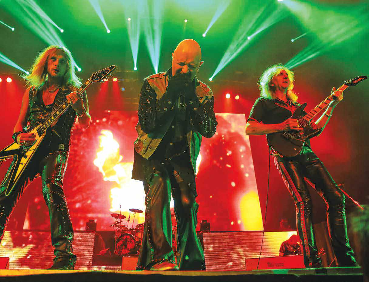 Judas Priest –Energía al tope