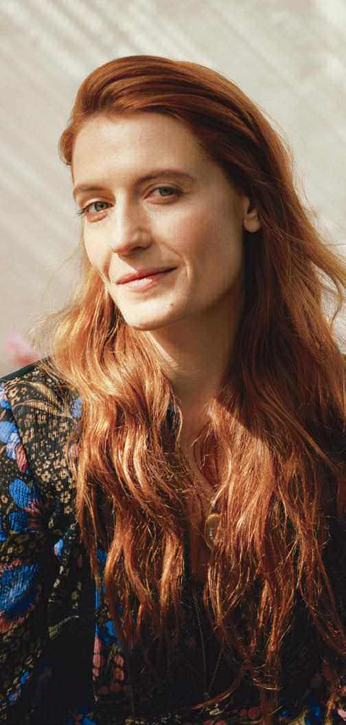 P&R – Florence Welch