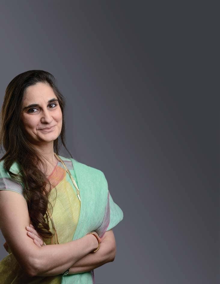 Microsoft India's Ira Gupta on the 'big reset' at work