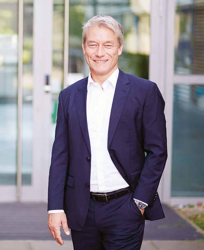 ONE-ON-ONE: GLOBAL MARKET LEADER MARKS 25 YEARS OF SHAPING THE INDUSTRY