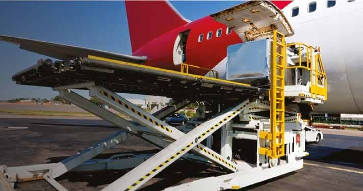 INDIAN AIRLINES FLY HIGH WITH FREIGHTER SERVICES