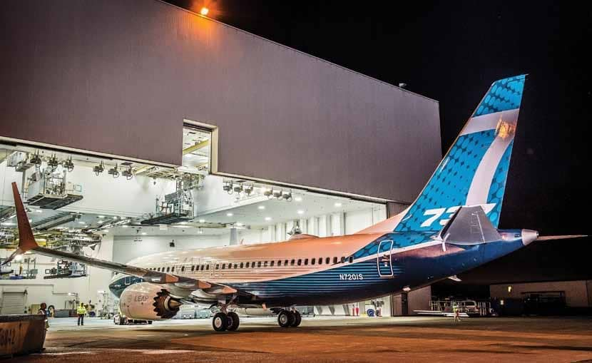 BOEING RESUMES THE PRODUCTION OF 737 MAX