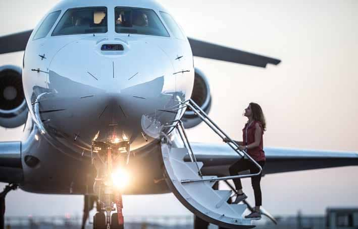 At Last Private Aircraft And Charter Operations See Some Action