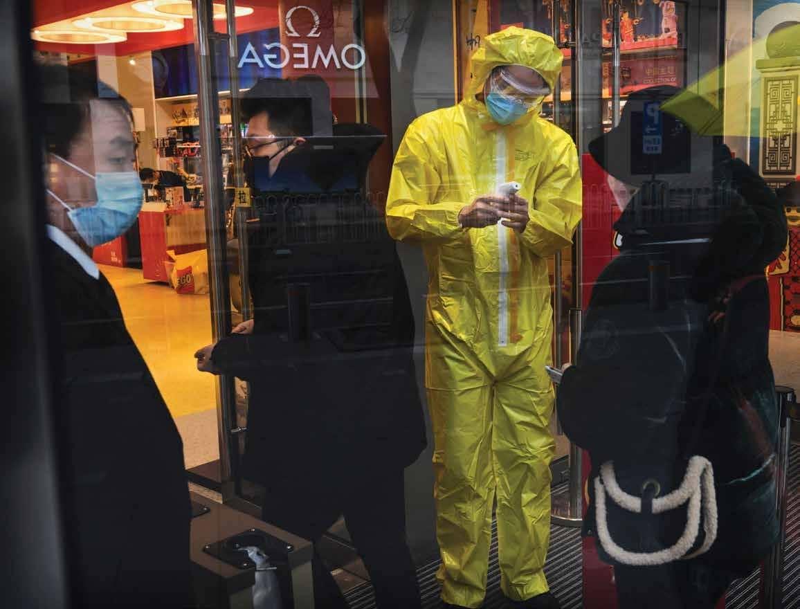 Coronavirus – China sacude a la economía