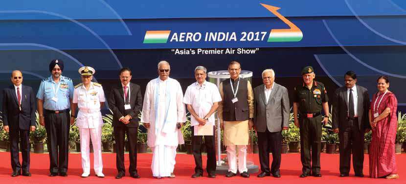 Aero India Makes a Mark
