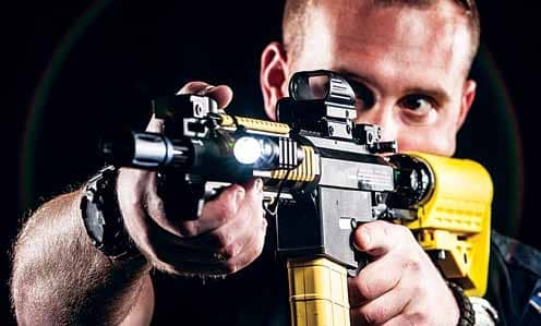 Equipment For Law Enforcement For Minimum Invasive Violence