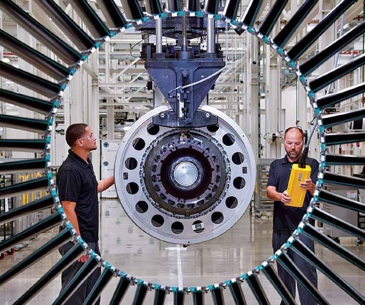 GREENER SKIES: ENGINE MANUFACTURERS' INITIATIVES