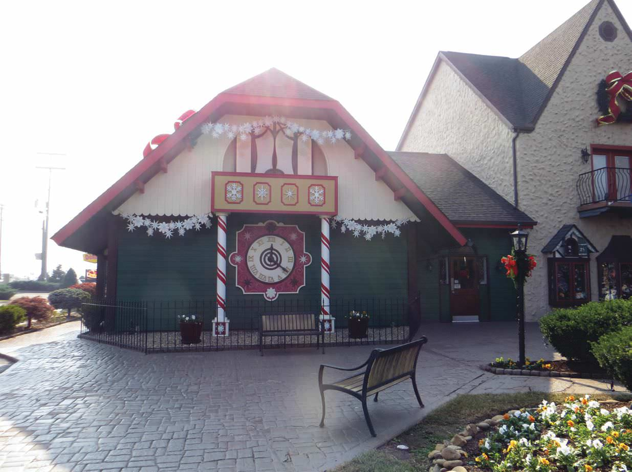 the store is celebrating 30 years and has grown into the largest christmas shopping village located in the foothills of the smoky mountains - Incredible Christmas Place