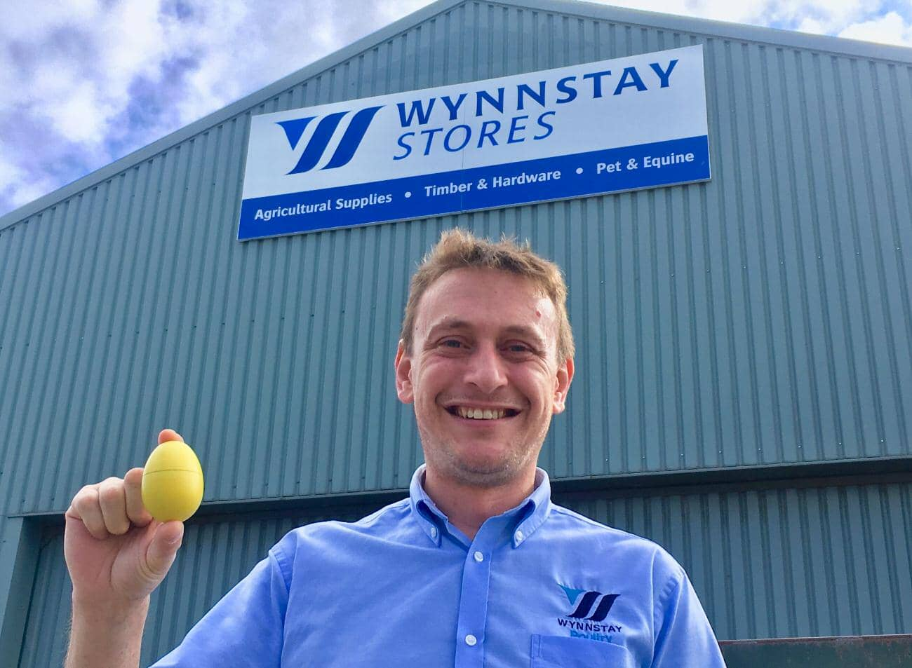 Wynnstay's CracklessEgg™ Can Revolutionise Your Poultry Farm
