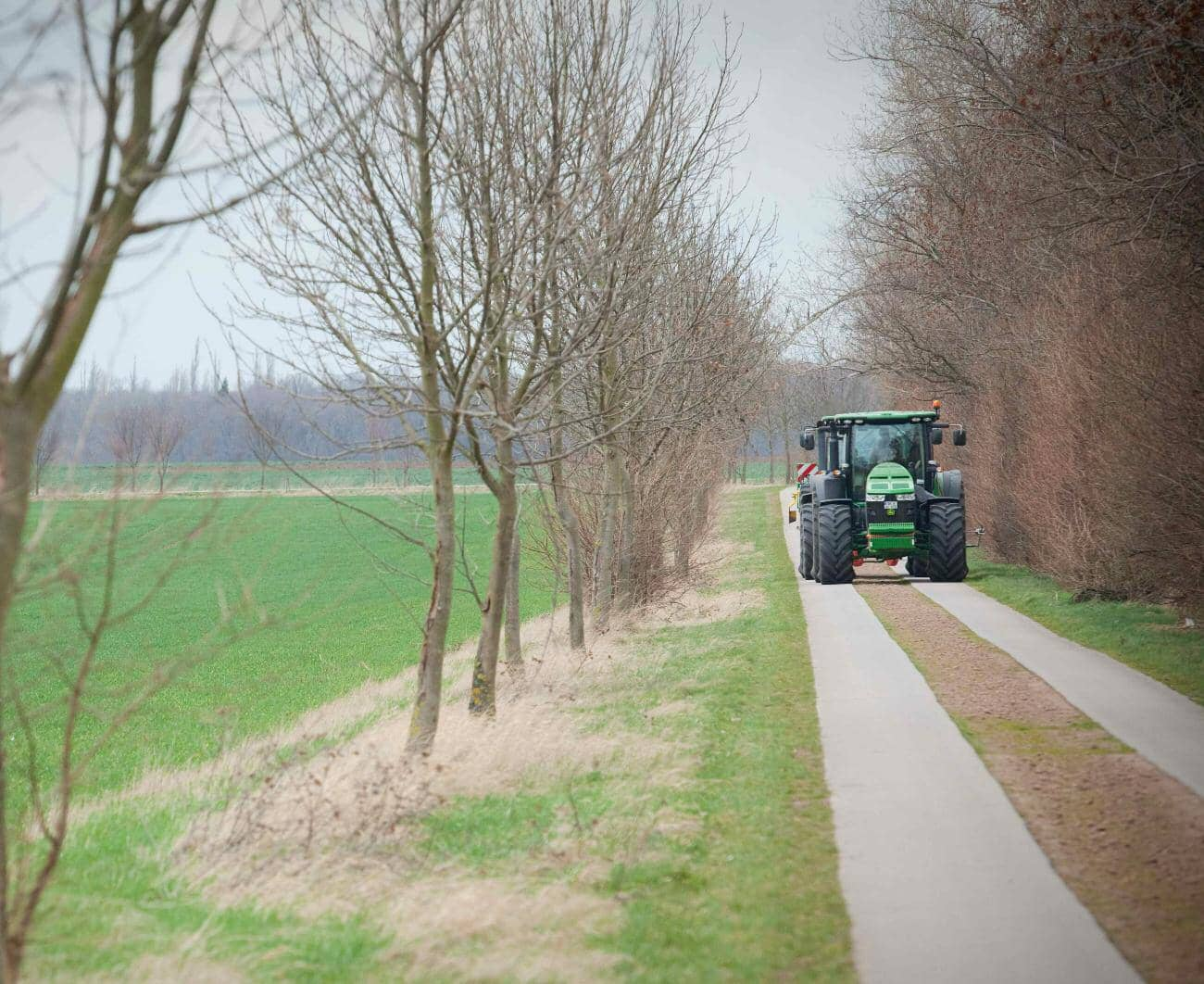 Bridgestone Reap The Rewards After VX TRACTOR Road Run