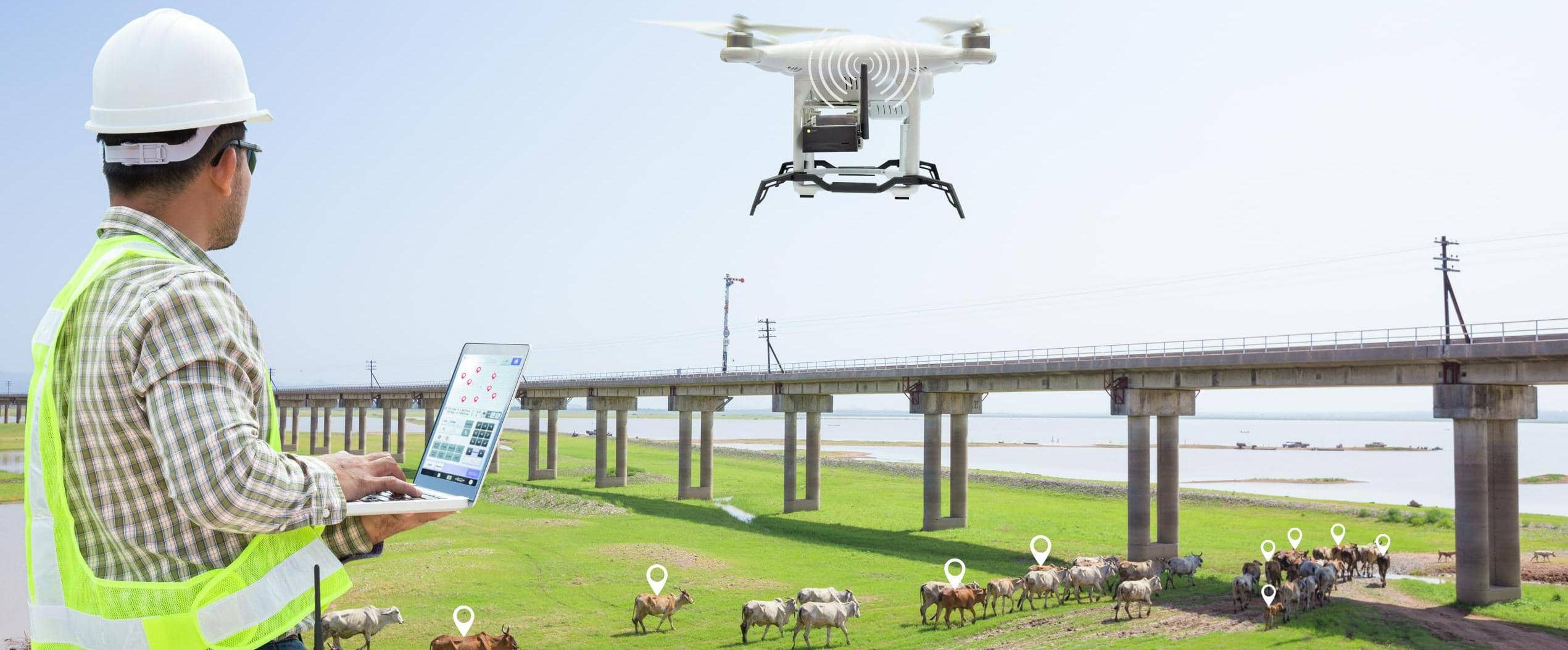 Unmanned Aerial Vehicles (UAVs) – A Bird's-Eye View In Agriculture