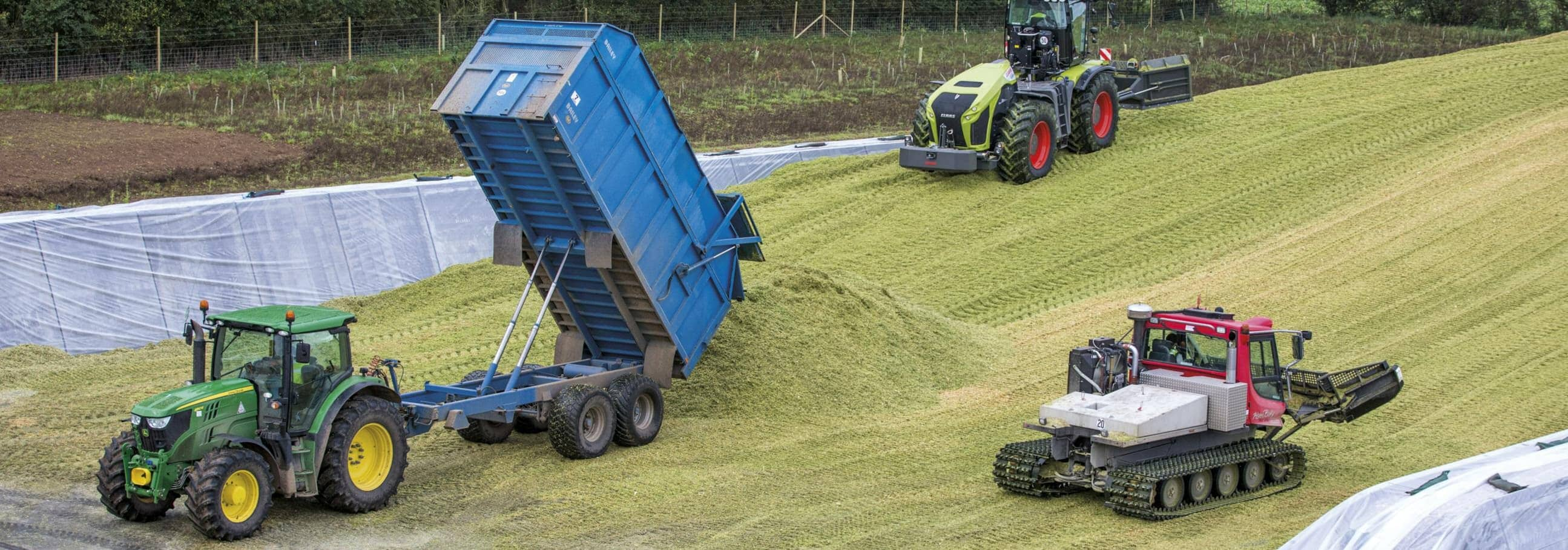 Best practice for making silage for AD plants