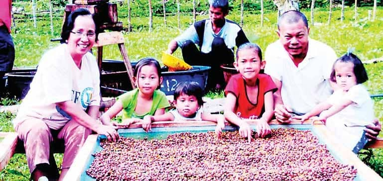 Sulu Princess Uses Coffee As An Instrument Of Peace