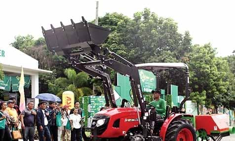 BRANSON: A MULTIFUNCTIONAL TRACTOR SUITABLE FOR FARMING ALMOST ANY CROP