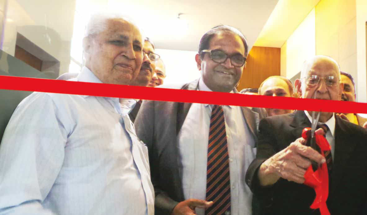 CMMI Inaugurates New Office