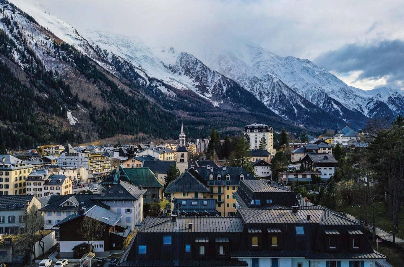 Alpine Getaway