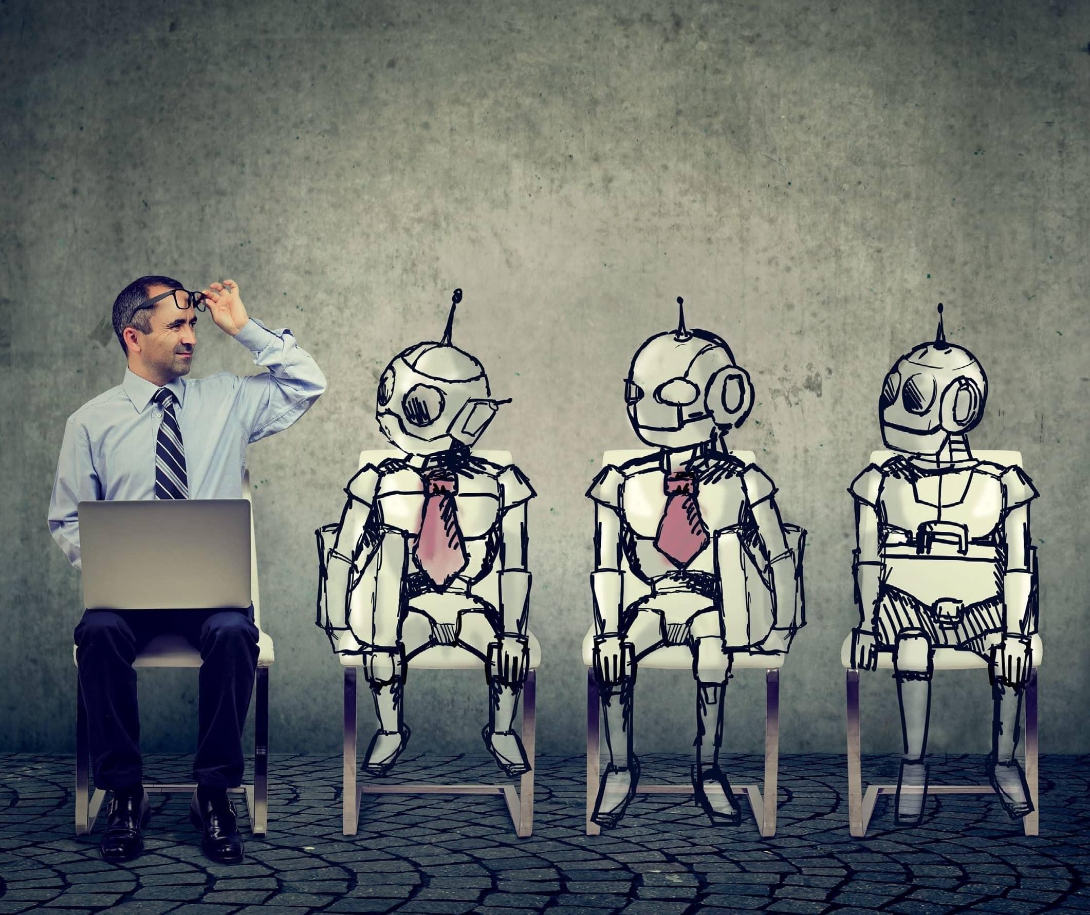 Es el 2050 y un robot se robó tu trabajo